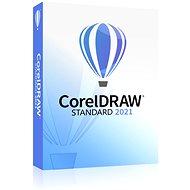 CorelDRAW Standard 2021, Win, EDU (elektronische Lizenz) - Grafiksoftware
