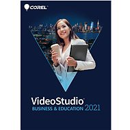 Corel VideoStudio 2021 Business & Education, EDU (elektronische Lizenz) - Grafiksoftware