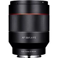 Samyang AF 50 mm f/1.4 Sony FE - Objektiv