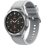 Samsung Galaxy Watch4 Classic 46 mm - silber - Smartwatch