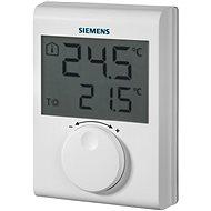 Siemens RDH100 Digitaler Raumthermostat mit Steuerrad, verkabelt - Thermostat