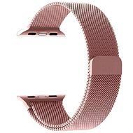 Tactical Loop Magnetic Metallarmband für Apple Watch 1/2/3 38mm Rotgold - Armband