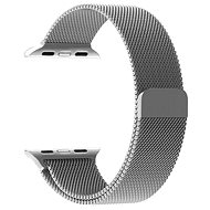 Tactical Loop Magnetic Metallarmband für Apple Watch 1/2/3 38mm Silber - Armband