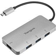 TARGUS USB-C to 4-Port USB-A Hub - Port-Replikator