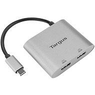 TARGUS USB-C Dual Video Adapter - Port-Replikator