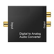 Mascom DAC-01LT Adapter for Connecting Headphones to a TV - Digital Music Adapter