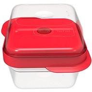 Tefal MasterSeal Set von quadratischen Boxen, 1 L / 1 L Box - Box