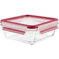 Tefal 0,9 l MASTERSEAL GLAS quadratische Frischhaltedose - Box