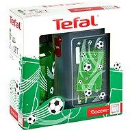 Tefal Set aus Glas und Flasche 0,4 l KIDS Green-Football - Dose