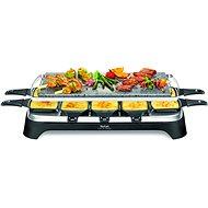 Tefal PR457812 Raclette Inox & Design - Elektrogrill