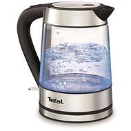 Tefal Glas Wasserkocher KI73 s Edelstahl-Elemtenten - Wasserkocher