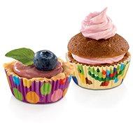 TESCOMA DELÍCIA Förmchen für Mini-Cupcakes / Muffins - O 4 cm - 100 Stück. - für Kinder