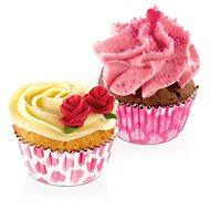 TESCOMA DELÍCIA Förmchen für Mini-Cupcakes / Muffins - O 4 cm - 100 Stück. - Herzen