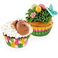 TESCOMA DELÍCIA Förmchen für Mini-Cupcakes / Muffins - O 4 cm - 100 Stück - Frühling