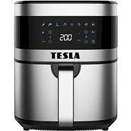 TESLA AirCook Q60 - multifunktionale digitale Heißluftfritteuse - Fritteuse