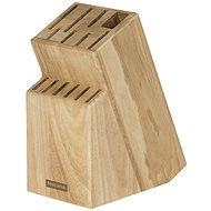 Tescoma Block WOODY für 13 Messer und Scheren/Wetzstahl - Messerständer
