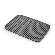 TESCOMA CLEAN KIT Abtropfschale für Geschirr aus Silikon - 42 cm x 30 cm - Abtropfgitter