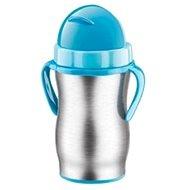 Tescoma Kinder-Thermoskanne mit einem Strohhalm BAMBINI 300ml - Thermosflasche