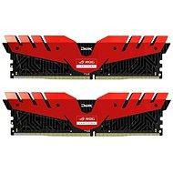 T-FORCE 16GB KIT DDR4 3000MHz CL16 Dark ROG red series - Arbeitsspeicher