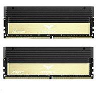 T-FORCE 16GB KIT DDR4 3600MHz CL18 XTREEM golden series - Arbeitsspeicher