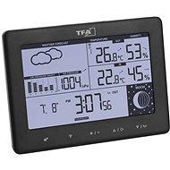 TFA 35.1158.01.GB ELEMENTS - Heimwetterstation mit Wettervorhersage und zwei Weckern - Wetterstation
