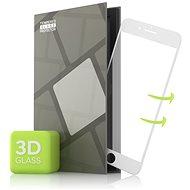 Tempered Glass Protector füriPhone 7 / iPhone 8/ iPhone SE 2020 - 3D GLASS,weiß - Schutzglas