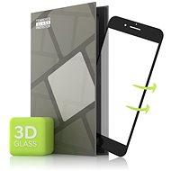 Tempered Glass Protector für iPhone 7 / iPhone 8 / iPhone SE 2020 - 3D GLASS, schwarz - Schutzglas