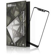Gehärtetem Glas Schutz für Xiaomi Pocophone F1 Schwarz - Schutzglas