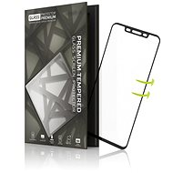 Tempered Glass Protector für Huawei Mate 20 Pro 3D GLASS Black - Schutzglas