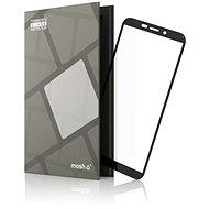 Tempered Glass Protector für Huawei Y5p Black - Schutzglas