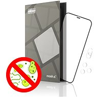 Tempered Glass Protector für iPhone Xs Max / 11 Pro Max, schwarz + Kameraglas