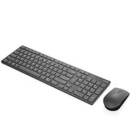 Lenovo Professional Ultraslim Wireless Combo Keyboard and Mouse - CZ/SK - Tastatur/Maus-Set