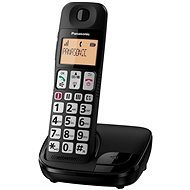 Panasonic KX TGE110FXB DECT - Haustelefon