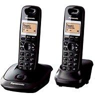 Panasonic KX-TG2512FXT DECT DUO - Zwei digitale kabellose Haustelefone