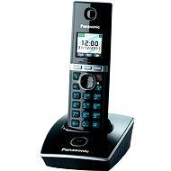 Haustelefon Panasonic KX-TG8051FXB - Schwarz - Haustelefon