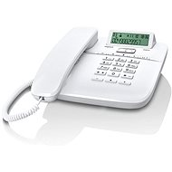 Gigaset DA610 weiß - Telefon für Festnetz