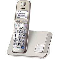 Panasonic KX-TGE210FXN Gold / Weiss - Festnetztelefon