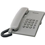 Panasonic KX-TS500FXH Grau - Haustelefon