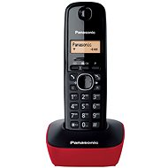 Panasonic KX-TG1611FXR rot - Haustelefon