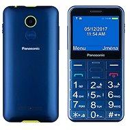 Panasonic KX-TU150EX blau - Handy