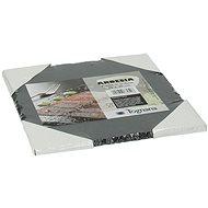 Tognana OLLY ARDESIA Servierplatte aus Schiefer quadratisch 20 cm x 20 cm - Tablett