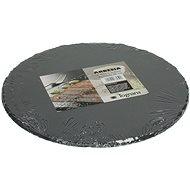 Tognana OLLY ARDESIA Servierplatte aus Schiefer rund 30 cm - Tablett