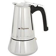 Tognana Kaffeemaschine 4 Tassen RIFLEX INDUCTION - Mokkakocher
