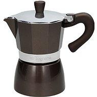 Tognana Kaffeemaschine 3 Tassen GRANCUCI GLOSS E - Mokkakocher