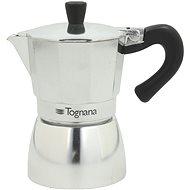 Tognana Kaffeemaschine 3 Tassen GRANCUCI MIRROR-A - Mokkakocher