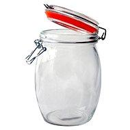 TORO AUFBEWAHRUNGSDOSE GLAS, PATENTIERTER DECKEL, 740ML - Dose