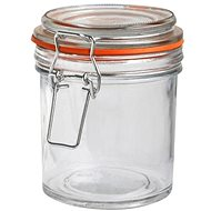 TORO AUFBEWAHRUNGSDOSE GLAS, PATENTIERTER DECKEL, 8,3X10 CM, 270 ML - Dose
