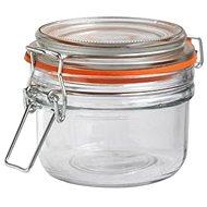 TORO AUFBEWAHRUNGSDOSE GLAS, PATENTIERTER DECKEL, 8,3X7 CM, 160 ML - Dose
