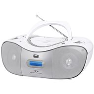 Trevi CMP 582 DAB Wh - CD-Player
