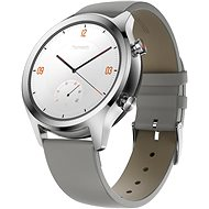 TicWatch C2 Platin Silber - Smartwatch